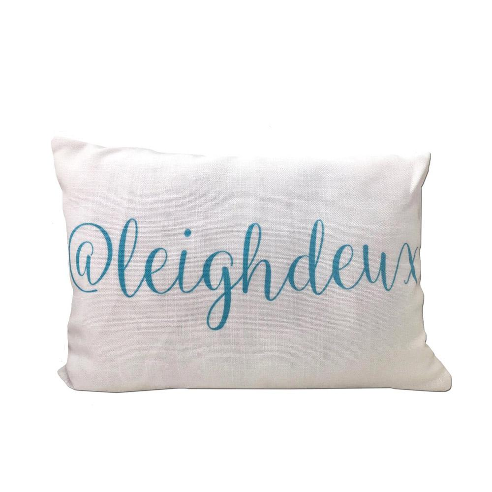 Bolster Pillow - Personalized Pillow Shop All MWW