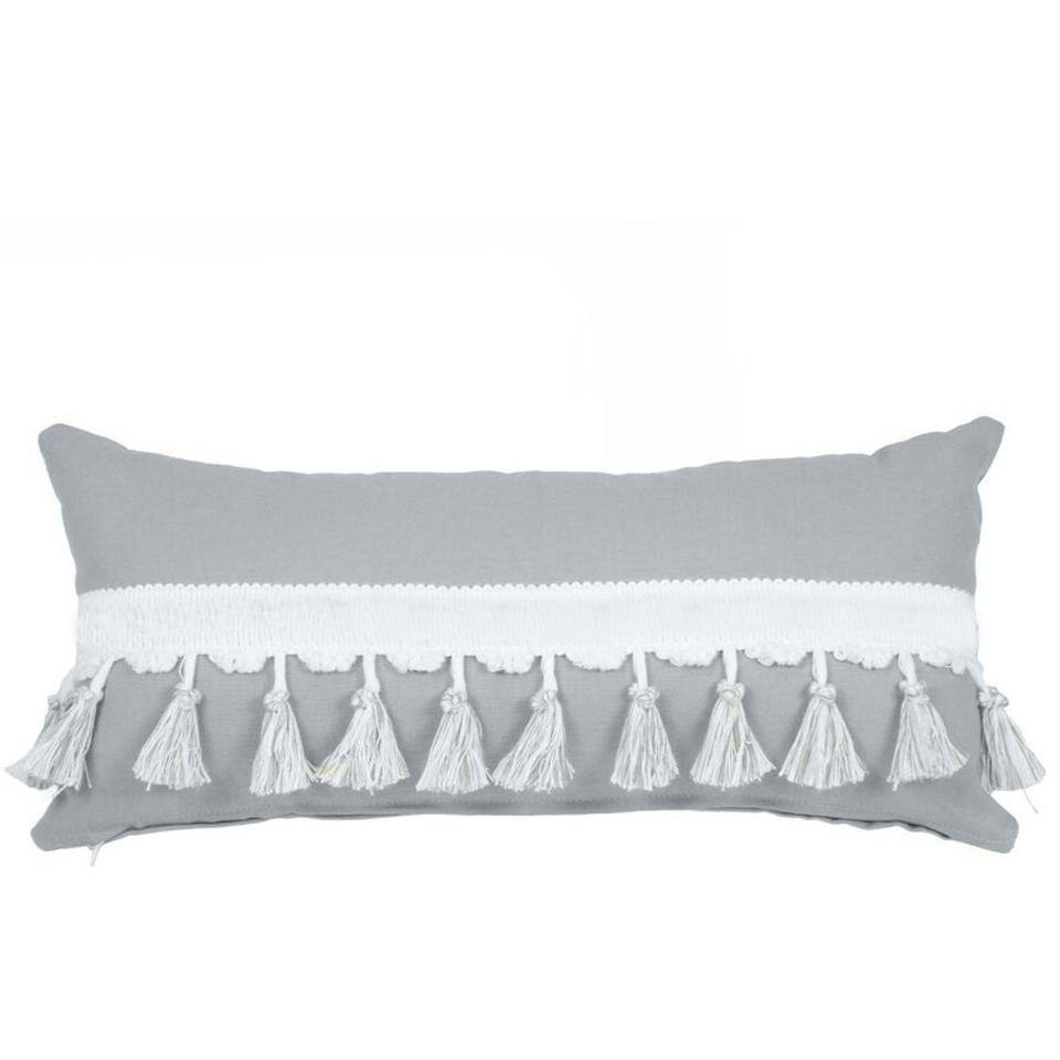 Bolster Pillow - Storm Grey Shop All,Last Call SALE,Bedding Collections Springs