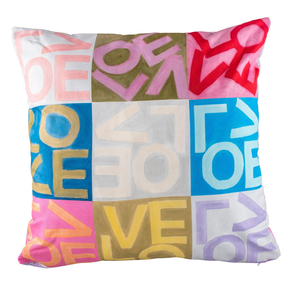 Crazy Love - Multi - Euro/Floor Pillow Shop All MWW