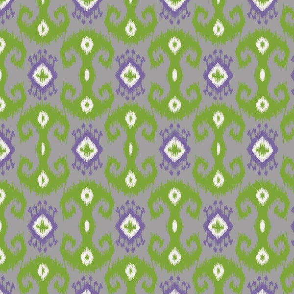 Fabric by the Yard - Bronwyn Lime Springs
