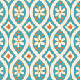Fabric by the Yard - Jasmine Pool Springs