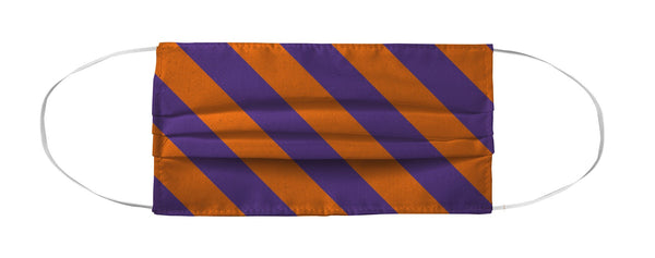Face Mask Coverlet - Collegiate Clemson MWW
