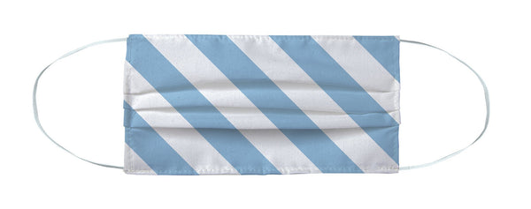 Face Mask Coverlet - Collegiate UNC MWW
