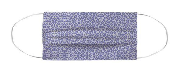 Face Mask Coverlet - Tanzania Lavender MWW