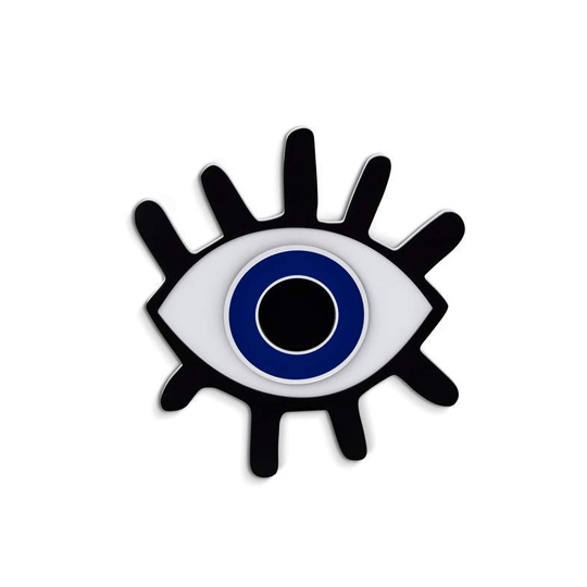 Lashed Evil Eye LeighDeux, LLC