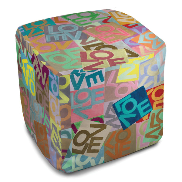 Layers of Love - Multi - Bean Bag Cube Shop All MWW