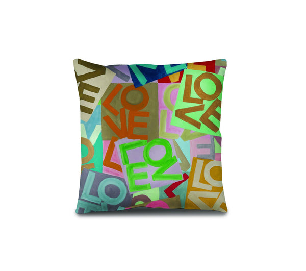 Layers of Love - Multi - Throw Pillow Shop All MWW