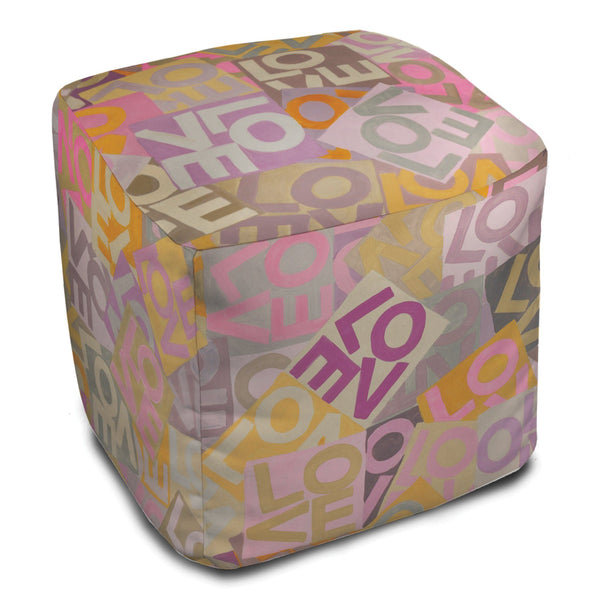 Layers of Love - Pinks - Bean Bag Cube Shop All MWW