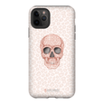 LeighDeux Phone Cases - Skull Tanzania Millennial Phone Case LeighDeux, LLC iPhone 11 Pro Max Premium Glossy Tough Case
