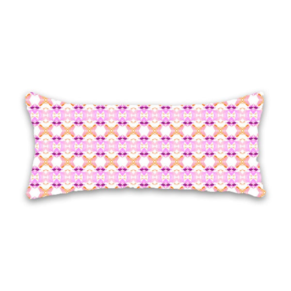 Nova - Pink Monarch - Bolster Pillow Shop All,Last Call SALE,Bedding Collections MWW