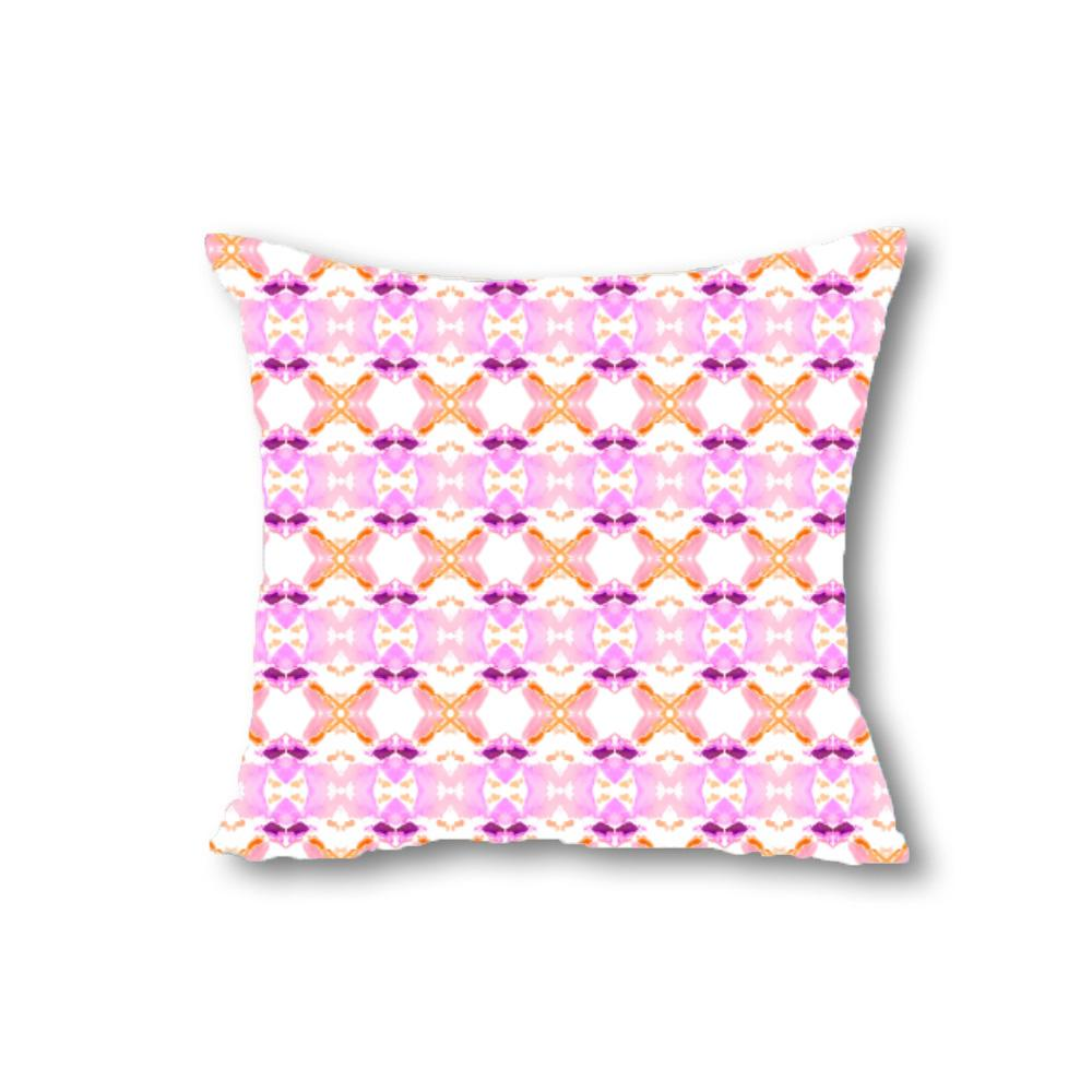 Nova - Pink Monarch - Throw Pillow Shop All MWW
