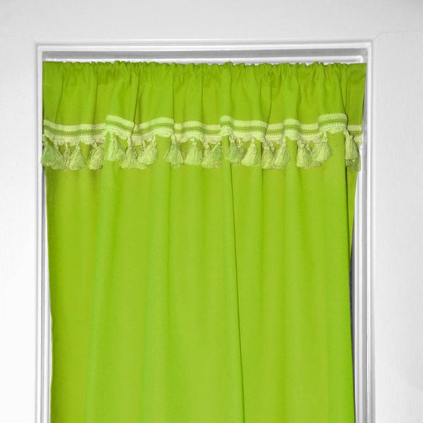 Privacy Panel - Lime Last Call SALE,Shop All,Bedding Collections Springs