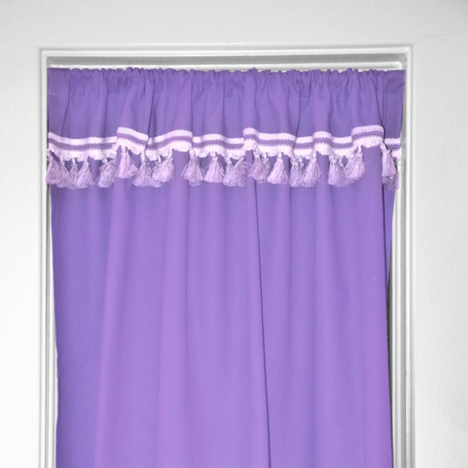 Privacy Panel - Thistle Purple Last Call SALE,Shop All,Bedding Collections Springs