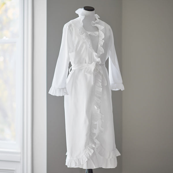 Ruffle Robe Shop All Haute Home