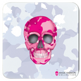 Skull Coasters by Angie Harmon - Camo LeighDeux, LLC