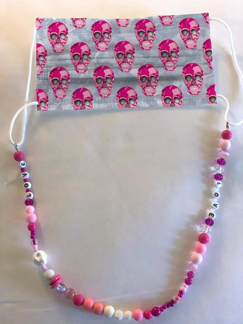 Skull Pink Lovleigh Link MWW