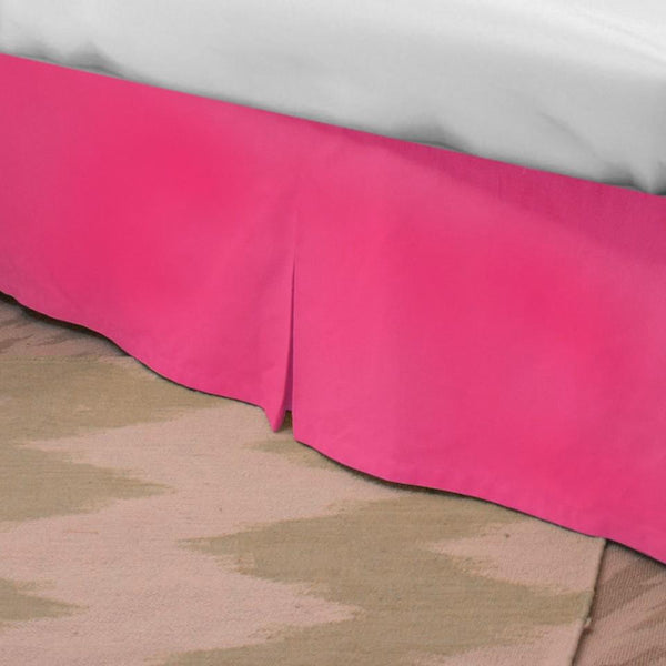 Standard Bed Skirt - Candy Pink Last Call SALE,Shop All,Bedding Collections Springs Twin XL