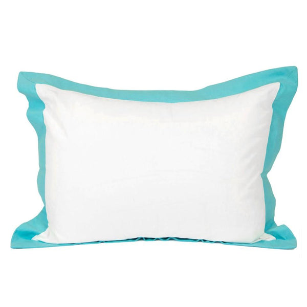 Standard Sham - Aqua Last Call SALE,Shop All,Bedding Collections Springs