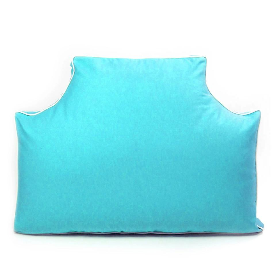 The Headboard Pillow® - Aqua Shop All,The Headboard Pillow,Bedding Collections SUDDATH Twin