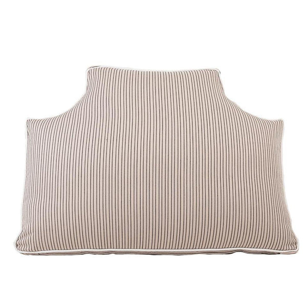 The Headboard Pillow® - Beau in Beige Shop All,The Headboard Pillow Springs Full Queen