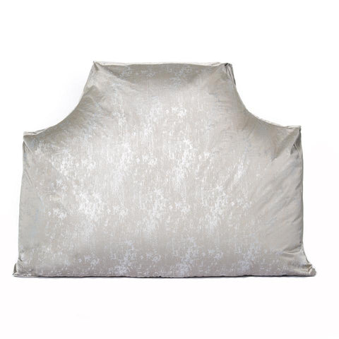 The Headboard Pillow®: Metallics