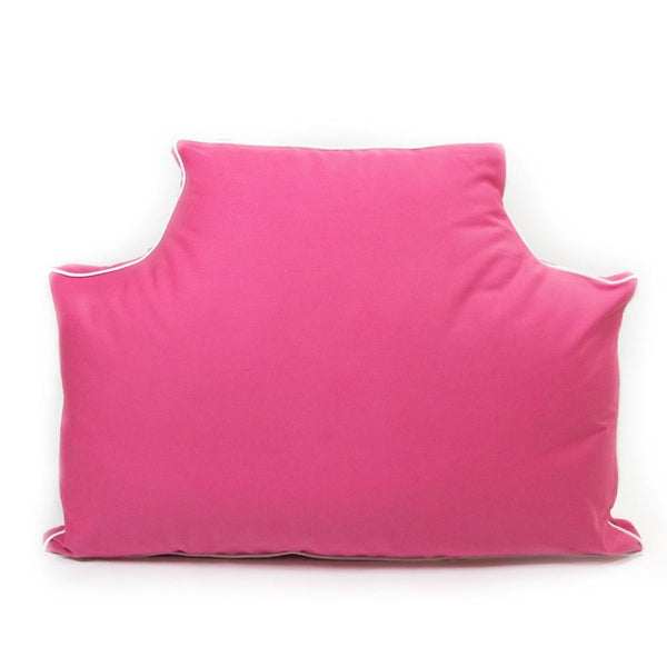 The Headboard Pillow® - Candy Pink Shop All,The Headboard Pillow,Bedding Collections LeighDeux Twin XL