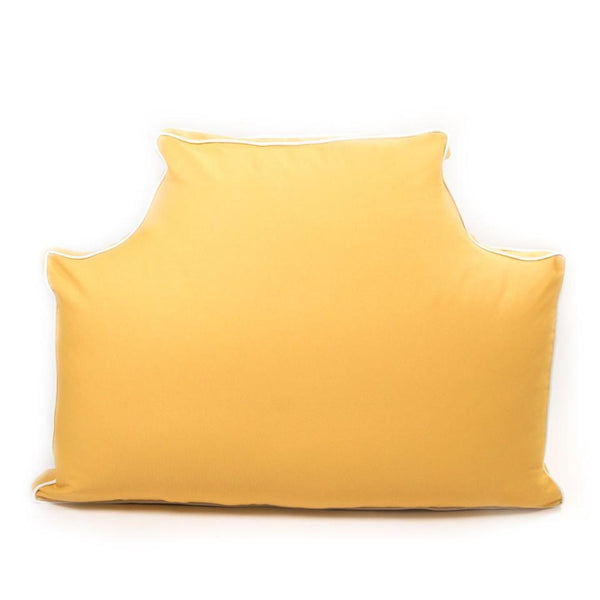 The Headboard Pillow® - Corn Yellow Shop All,Last Call SALE,The Headboard Pillow,Bedding Collections LeighDeux Twin XL