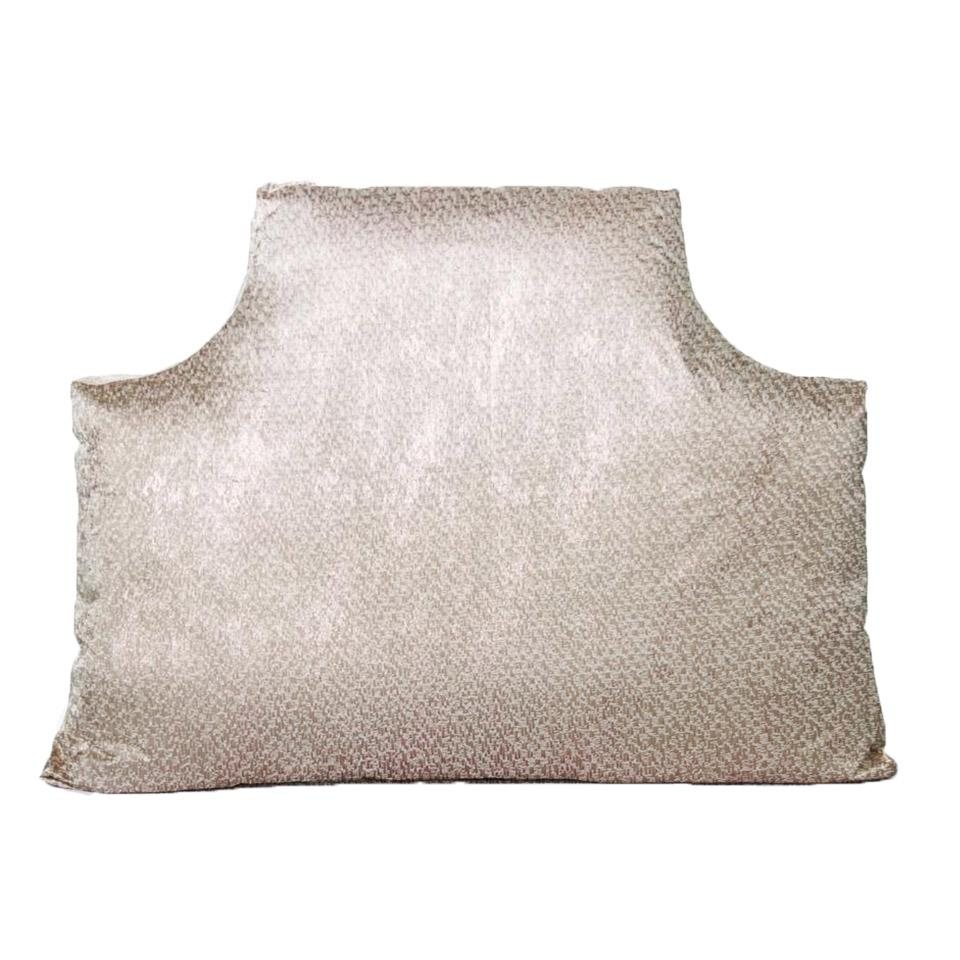 The Headboard Pillow® - Hollywood Rose Metallic Shop All,Bedding Collections,The Headboard Pillow LeighDeux Twin XL