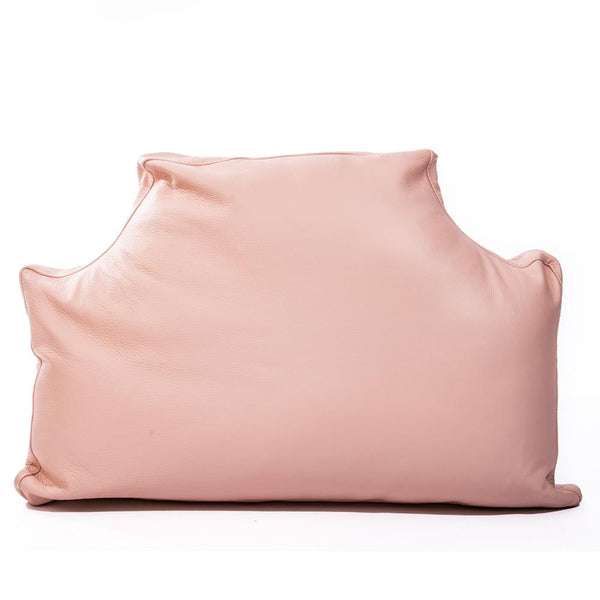 The Headboard Pillow® - Leather Shop All,The Headboard Pillow Jose Bartok Leathers Saddle Stitching with Matching Thread