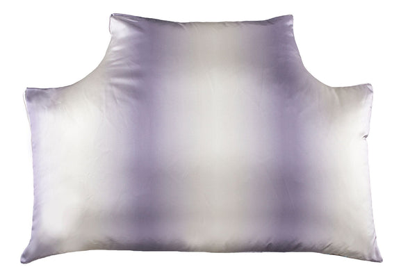 The Headboard Pillow® - Ombre Stripe Lavender Shop All,The Headboard Pillow Springs