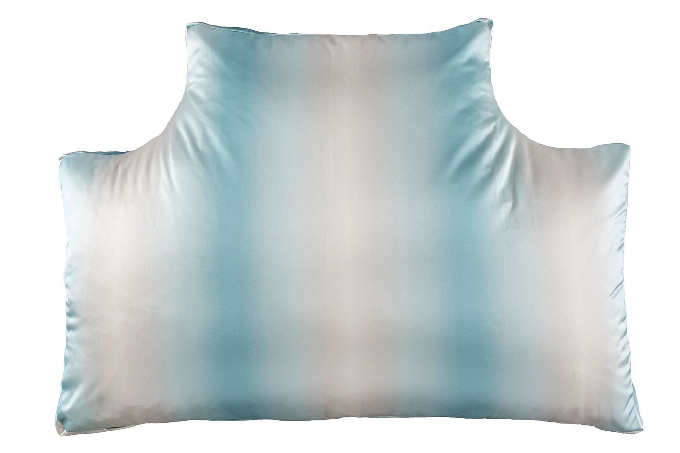 The Headboard Pillow® - Ombre Stripe Seafoam Shop All,The Headboard Pillow Springs