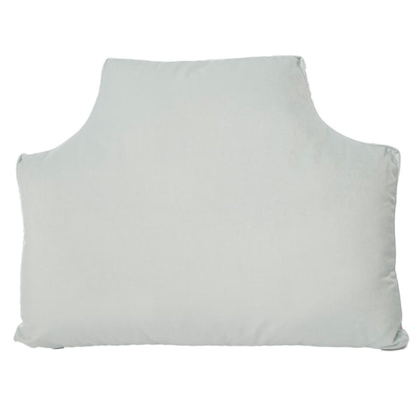 The Headboard Pillow® - Velvet Mist Shop All,The Headboard Pillow LeighDeux Full Queen