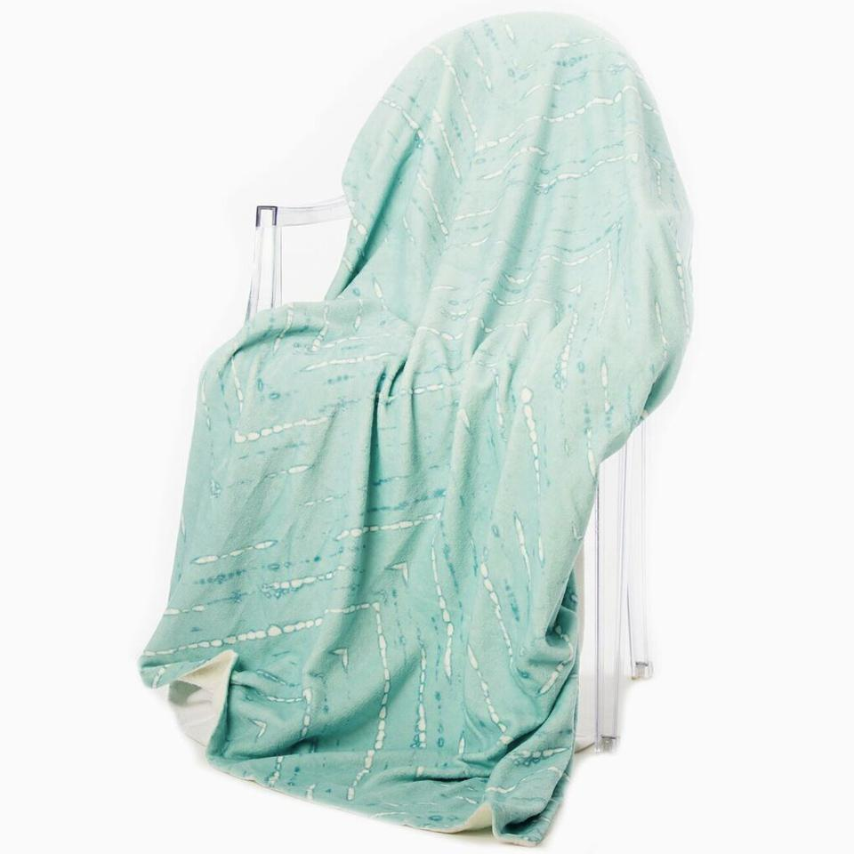 The Lovleigh Blanket - Mariko Seafoam Shop All MWW