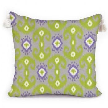 Throw Pillow - Bronwyn Lime Shop All,Bedding Collections,Last Call SALE Springs