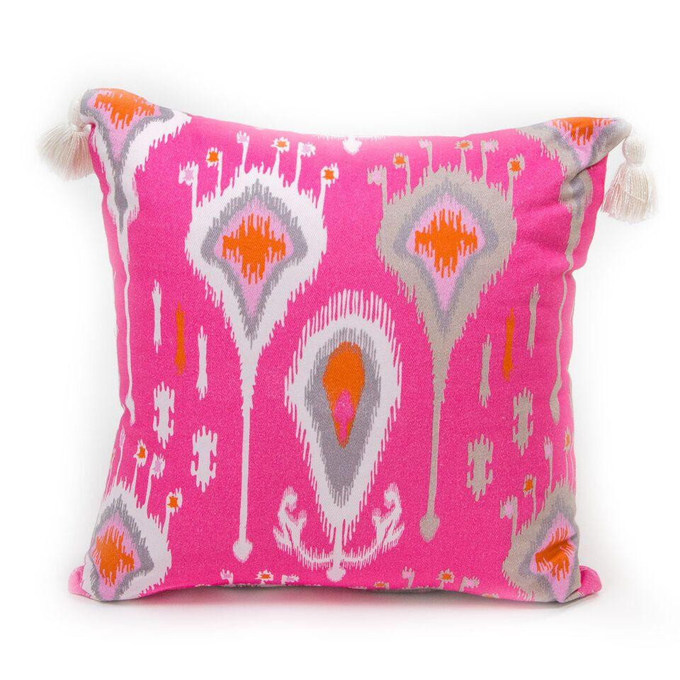 Throw Pillow - Carson Fuchsia Shop All,Bedding Collections,Last Call SALE Springs