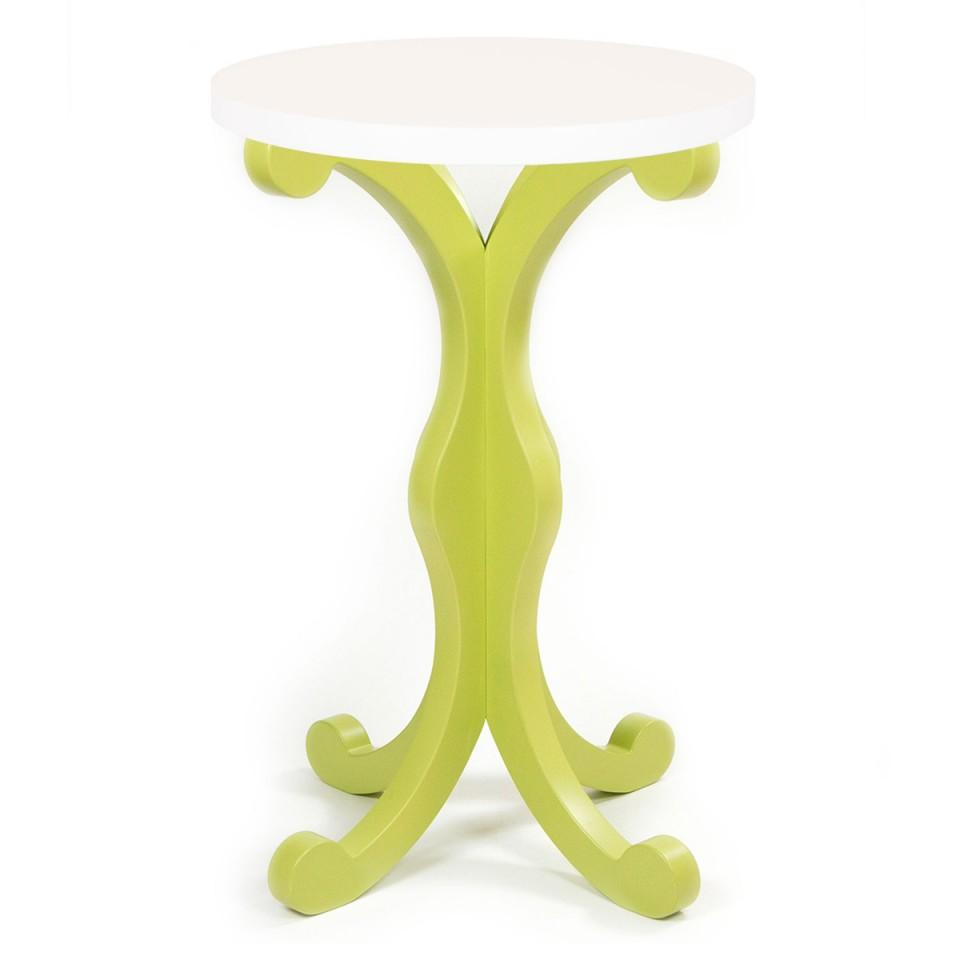 Whimsical Side Table - Lime Shop All,Bedding Collections YESSICAS