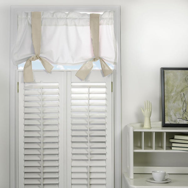 Window Valance - Grey Shop All,Last Call SALE,Bedding Collections Springs