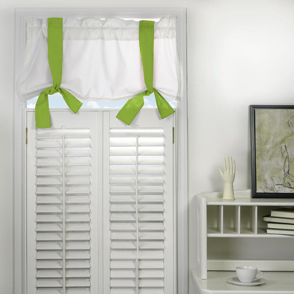 Window Valance - Lime Shop All,Last Call SALE,Bedding Collections Springs