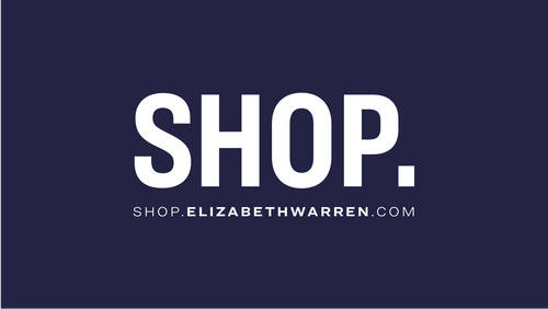 Elizabeth Warren Shop