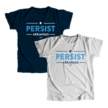 Load image into Gallery viewer, Persist Arkansas Unisex T-shirt