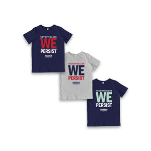 We Persist Youth T-shirt