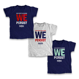 We Persist Unisex T-shirt (1518922661997)