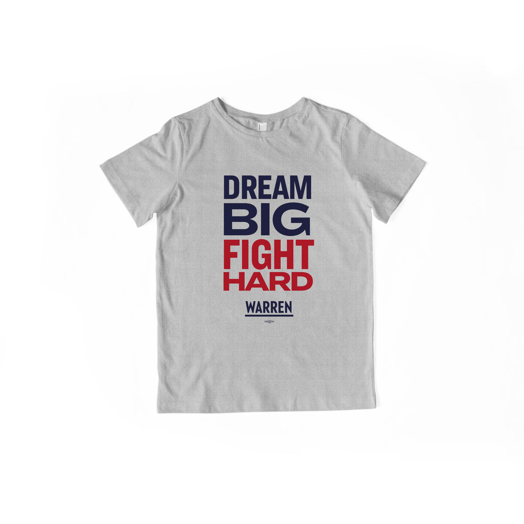 Dream Big, Fight Hard Youth T-shirt