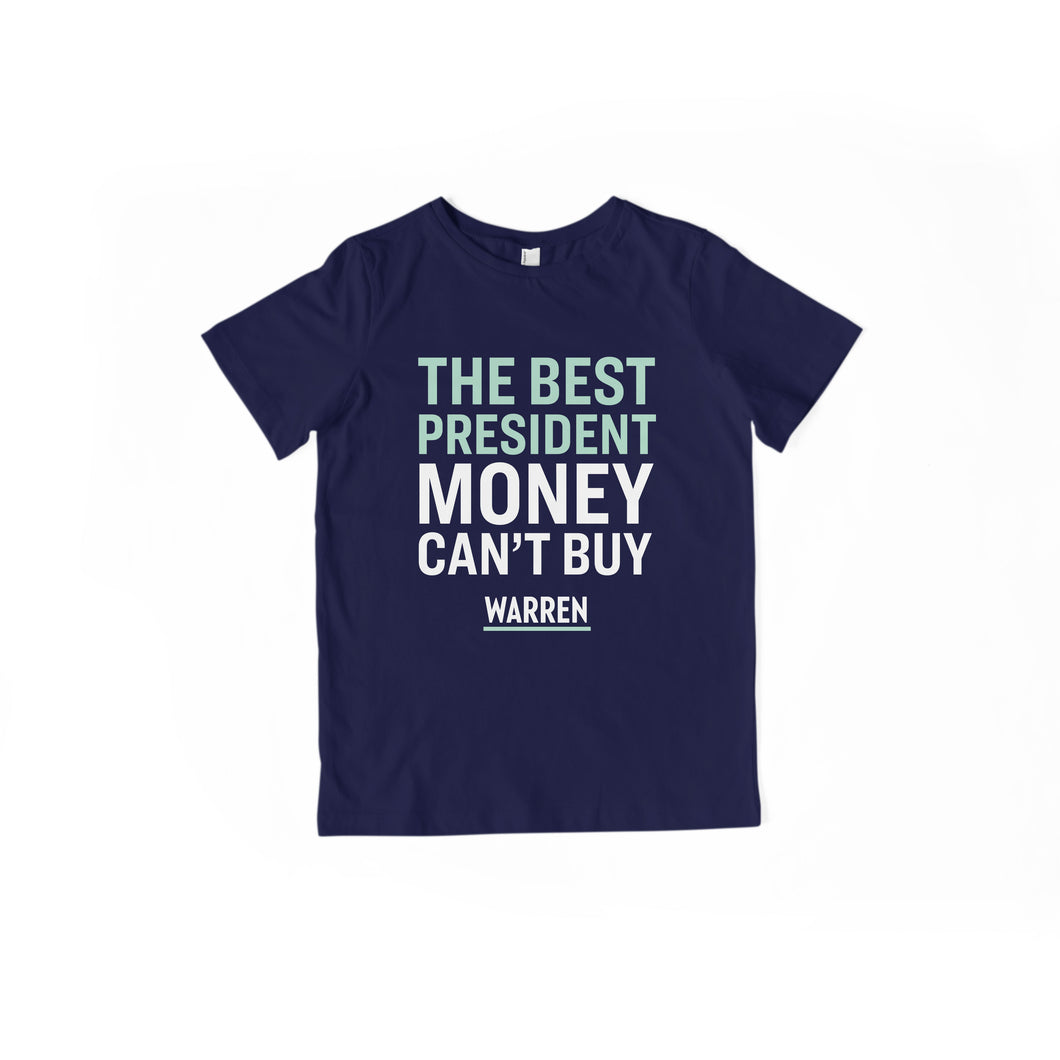 The Best President Money Can't Buy Youth T-shirt