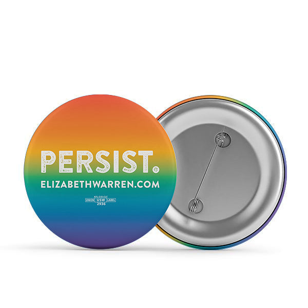 Persist with Pride Button Pack