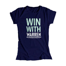 Win With Warren Fitted T-shirt