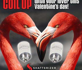 Coil Up with Your #Shatterizing Love!