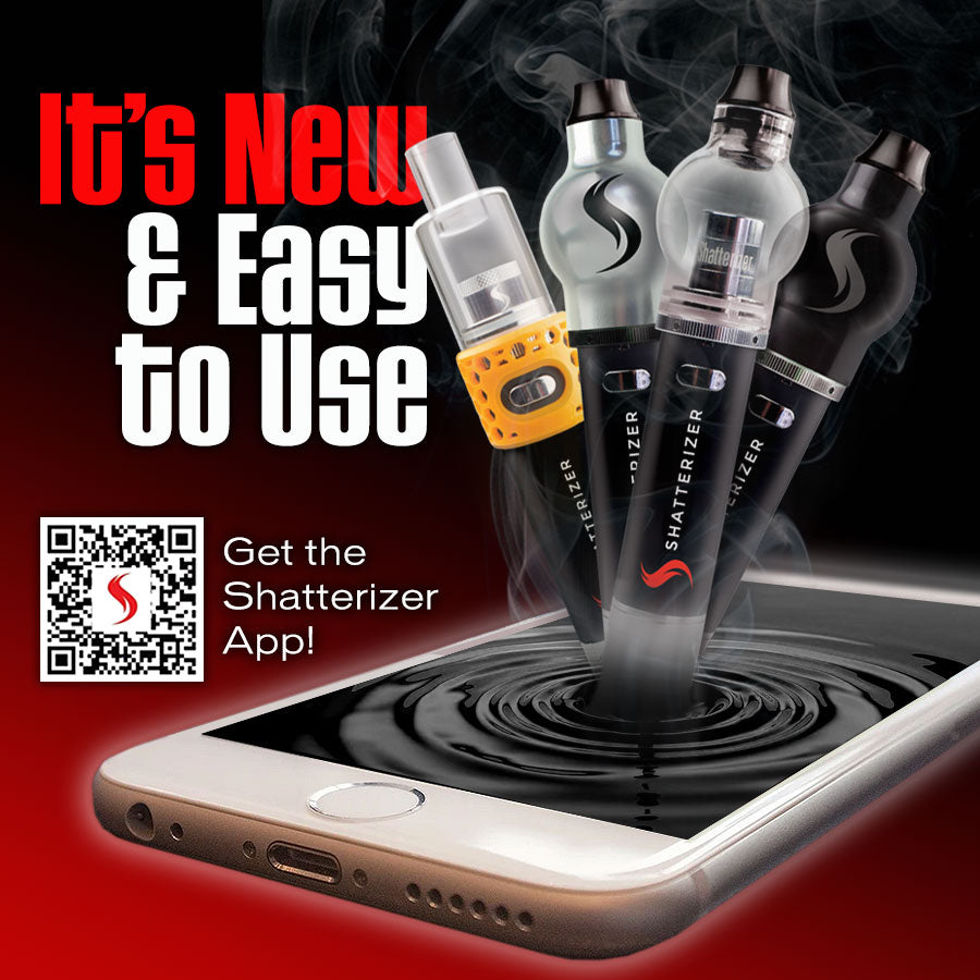Good News NEW Shatterizer APP!