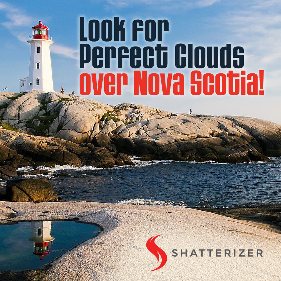 Perfect Clouds over Nova Scotia – HarvestFest & MUMMorial Cup!