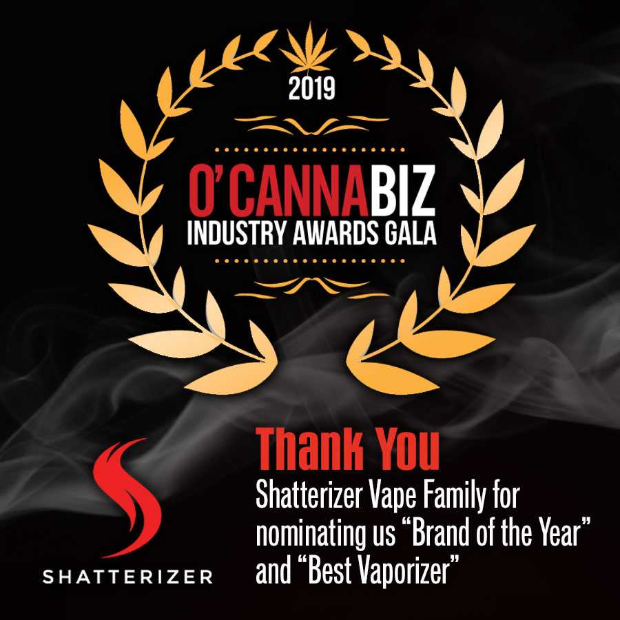 Thank You for the Nomination Vape Family!
